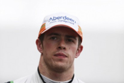 Force India: Paul di Resta did 'nothing wrong' as he loses F1 seat