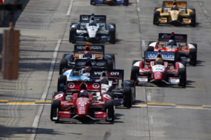 Chevrolet and Honda to build IndyCar aero kits for 2015