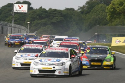 British Touring Car Championship to use full Oulton layout in 2014