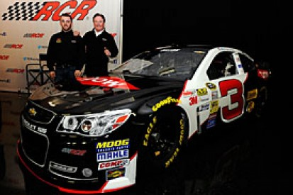 Dale Earnhardt's iconic #3 returns to NASCAR Sprint Cup with Dillon