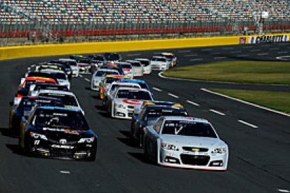 NASCAR tests changes to Cup car for 2014 at Charlotte