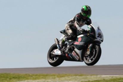 Michael Laverty and Broc Parkes get 2014 Paul Bird MotoGP seats