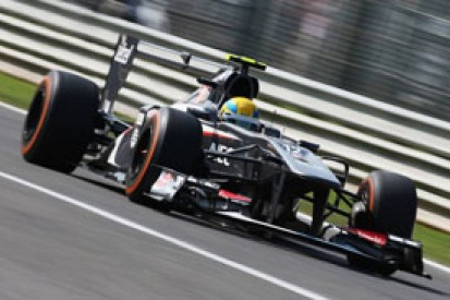 Sauber announces 2014 F1 chassis has passed mandatory crash tests