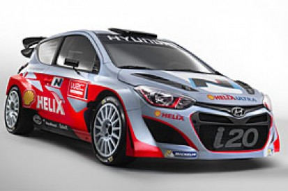 Hyundai launches 2014 WRC effort and signs Sordo and Atkinson