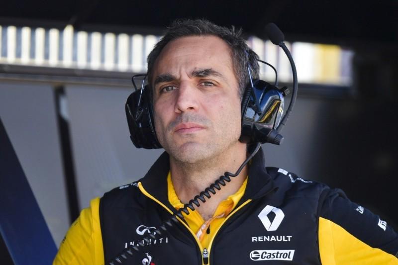 Cyril Abiteboul fordert: Formel-1-Autos müssen wieder leichter werden