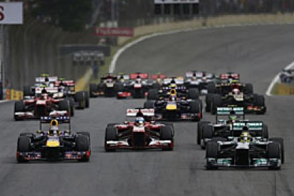 Formula 1 season finale to be worth double points from 2014