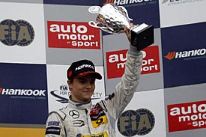 Ex-F1 racer Gerhard Berger's nephew Lucas Auer joins Mucke in F3