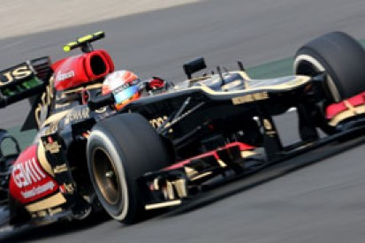 Lotus counting on ideas not resources for F1 2014 campaign