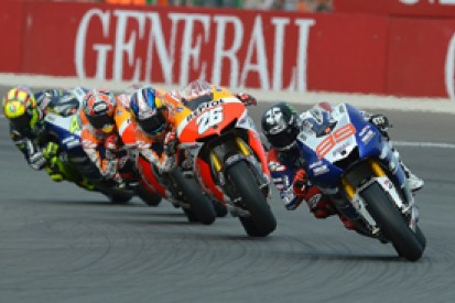Top MotoGP riders' race for new deals set to intensify 2014 battles