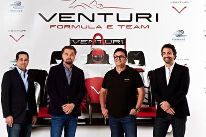 Leonardo DiCaprio involved in Formula E entry