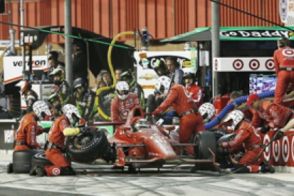 Ganassi close to announcing Dario Franchitti's IndyCar replacement