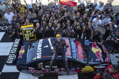 Sydney V8 Supercars: Whincup wins title, van Gisbergen wins race