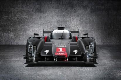 Audi reveals its 2014 Le Mans 24 Hours LMP1 contender