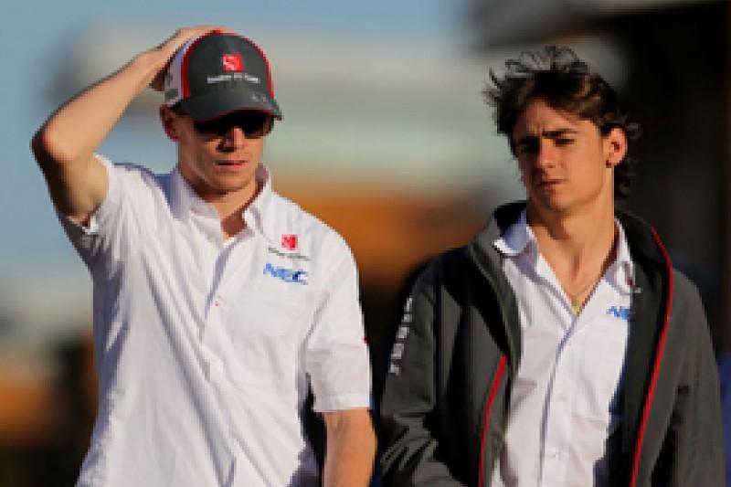 Gutierrez surprised Hulkenberg overlooked by top Formula 1 teams