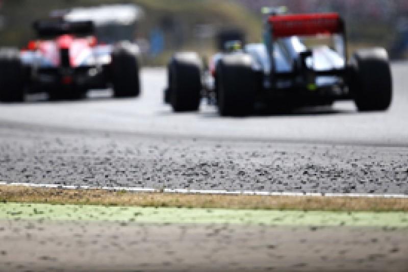 Pirelli determined to reduce tyre debris marbles in 2014 F1 season