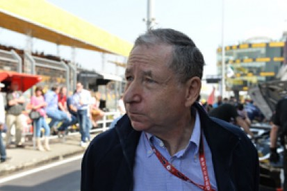 Jean Todt officially re-elected as FIA president