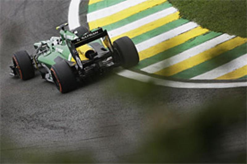 Caterham hoping to land established star for 2014 F1 line-up