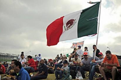 Sergio Perez confident Mexico F1 GP will happen in 2015