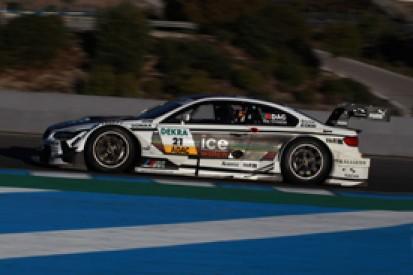 Red Bull junior Antonio Felix da Costa impressed with BMW DTM car