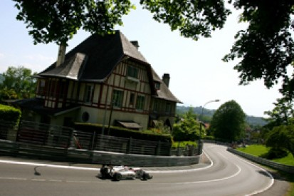 European Formula 3 returns to Pau in 2014
