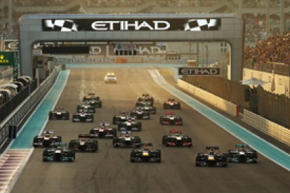 2014 Formula 1 schedule finalised without Korea, New Jersey, Mexico