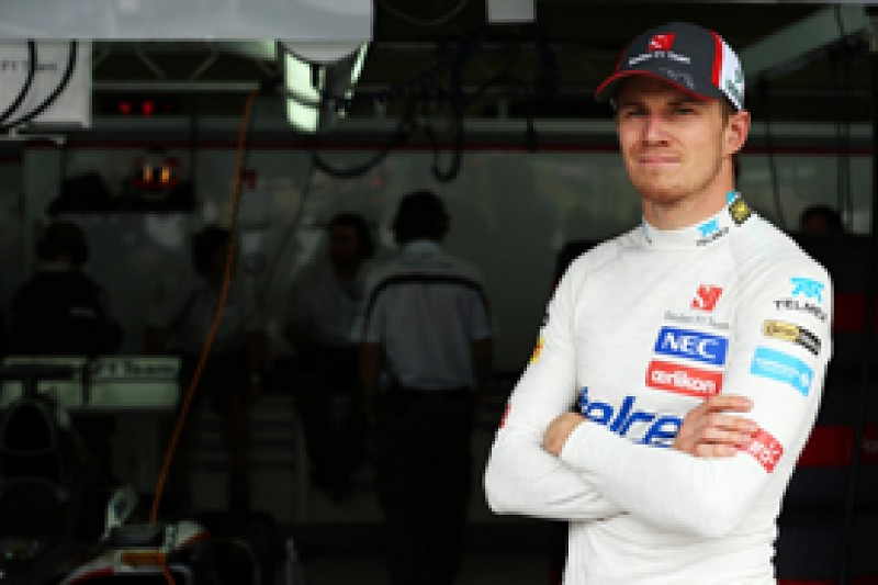 Comment: Why Hulkenberg is still treading water in F1