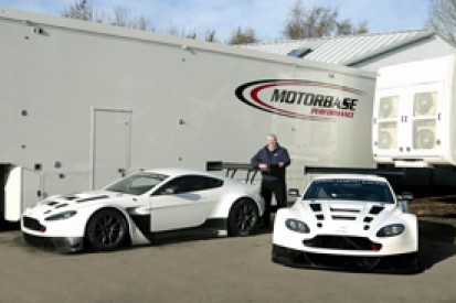 Motorbase switches from Porsche to Aston Martin for GT programme