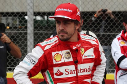 Bernie Ecclestone: Fernando Alonso gave up, wanted to leave Ferrari