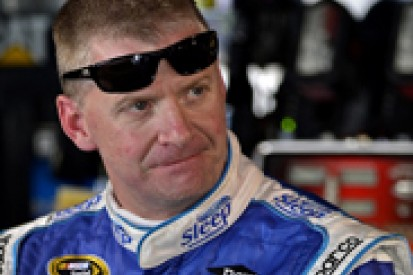 Jeff Burton gets part-time Waltrip NASCAR Sprint Cup deal for 2014
