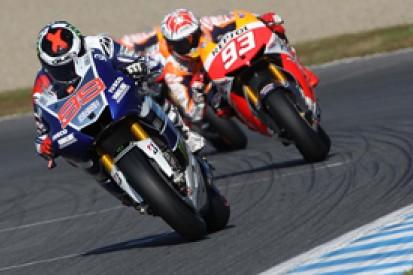Bridgestone wants more varied strategies in MotoGP in 2014