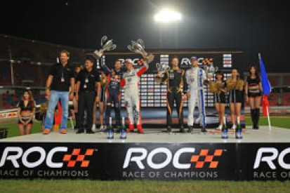 Race of Champions cancelled due to unrest in Thailand