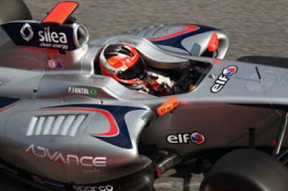 Pietro Fantin moves to Draco for 2014 Formula Renault 3.5 campaign