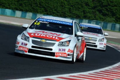 RML to build at least four new Chevrolets for 2014 WTCC season