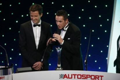 AUTOSPORT Awards 2013: Sebastien Ogier wins Rally Driver Award
