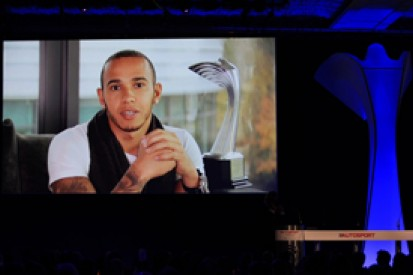 AUTOSPORT Awards: Lewis Hamilton wins British Competition Driver