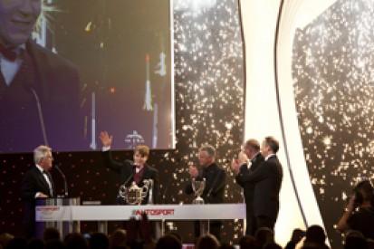 AUTOSPORT Awards 2013: Matt Parry wins McLaren AUTOSPORT BRDC Award