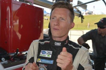 Mike Conway named Toyota's 2014 WEC test and reserve driver