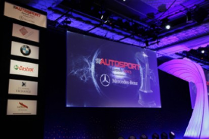 Formula 1 rivalries resume at 2013 AUTOSPORT Awards