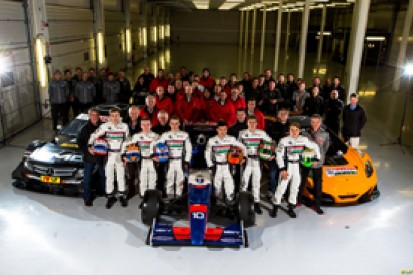 2013 McLaren AUTOSPORT BRDC Award finalists await their big night