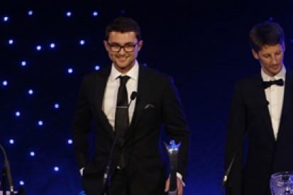 AUTOSPORT Awards 2013: Andrew Jordan wins National Driver Award
