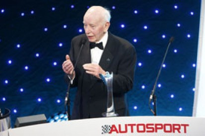 AUTOSPORT Awards 2013: John Surtees receives Gregor Grant Award