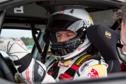 Skydiver Felix Baumgartner to contest the Race of Champions