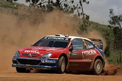 Francois Duval being considered for Citroen WRC return in 2014