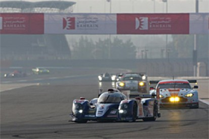 Bahrain WEC: Wurz's Toyota sets practice pace