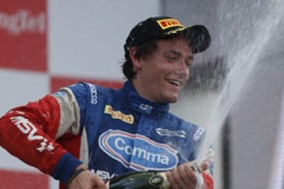 Jolyon Palmer joins DAMS for 2014 GP2 title shot