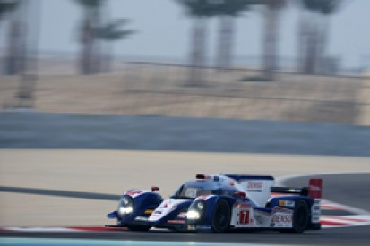 Bahrain WEC: Toyota sweeps front row ahead of Audis