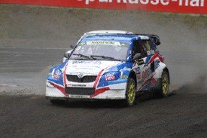 Hedstroms to run Skodas in World Rallycross Championship