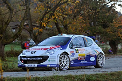 Peugeot to run Breen, Abbring in 2014 European Rally Championship