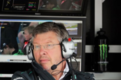 Brawn confirms Mercedes exit, says F1 rule change made it right time