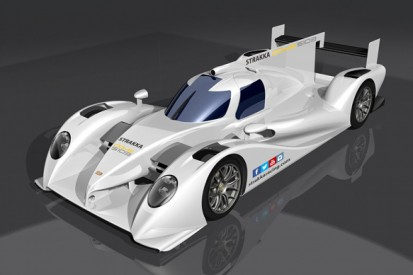 Strakka and Dome join forces for LMP2 project